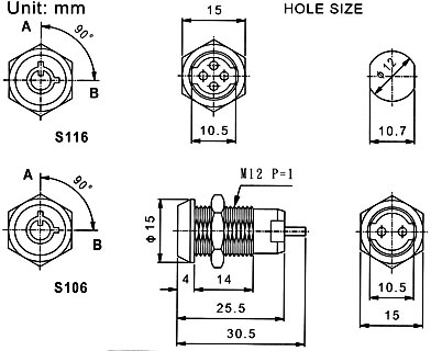 momentary contact switch diagram reed switch diagram